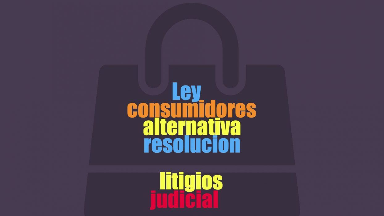 Servicio legal, ley consumidores alternativa resolución